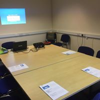UK Academy Scotland - Training Room