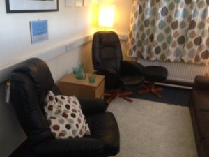 Hypnotherapy Clinic Setting